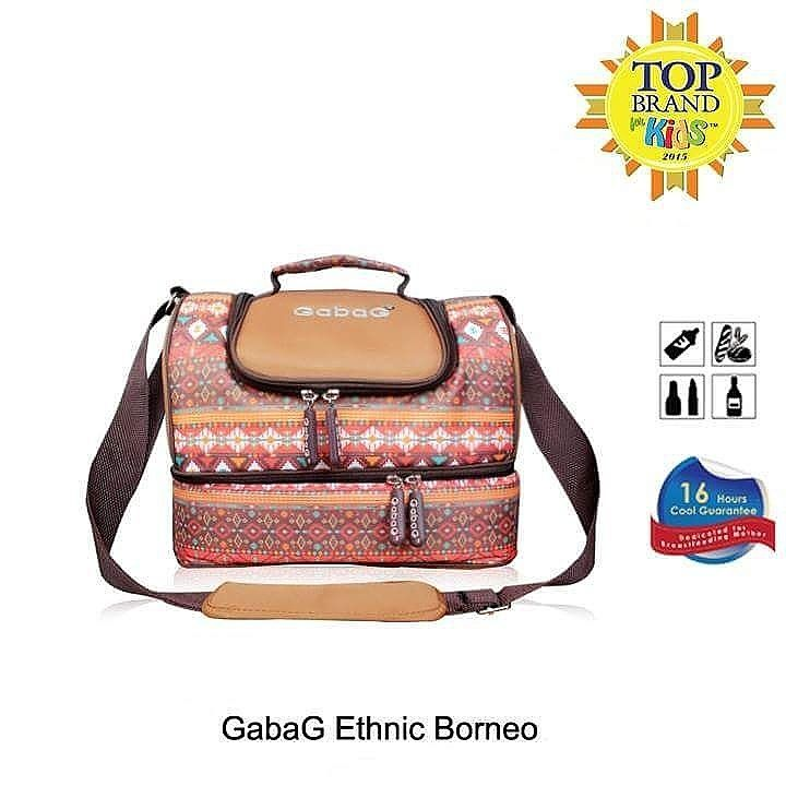 Jual Cooler Bag GabaG Ethnic Borneo