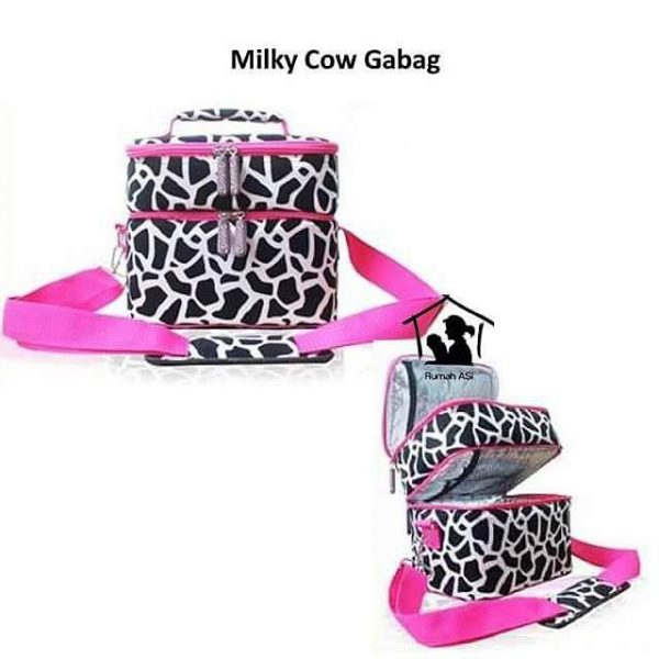thermal bag gabag milky cow