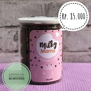 Milky Mama Cookies Choco Chips