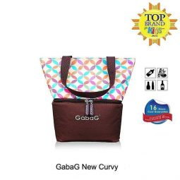 Jual cooler bag Gabag Picnic Curvy