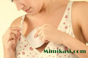 breast pad melindungi ibu